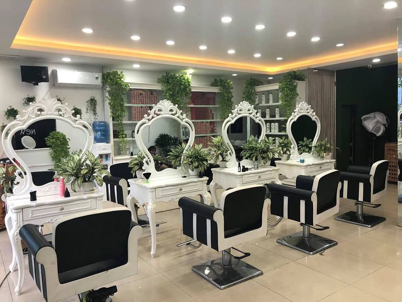 Beauty Salon Tóc Mới 0 gallaries